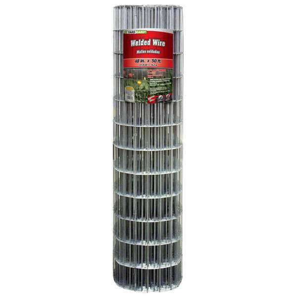 Yard Gard 308302B 48 inches x 50 feet Galvanized Welded Mesh Fence