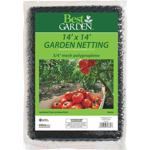 Hipp Hardware Plus 14'X14' Garden Netting 709424 Unit: EACH