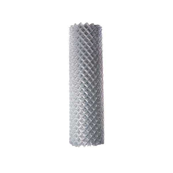 ALEKO Galvanized Steel 6 X 50 Feet Chain Link Fence Fabric, 11.5-AW Gauge